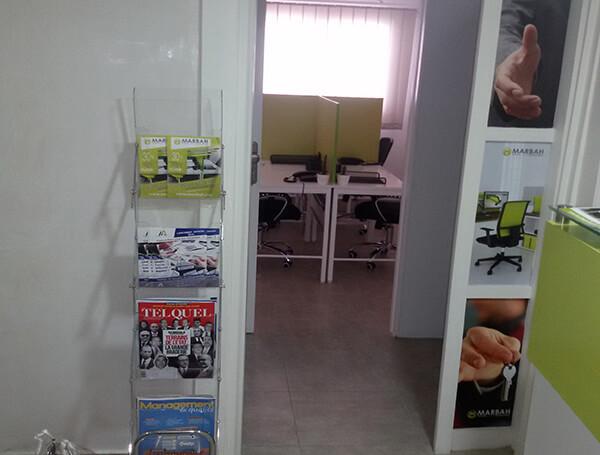 Location de bureaux partagés fixes et de salles de réunion
