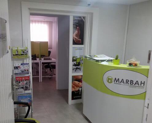 Marbah Business center domiciliation d'entreprise à rabat, location salle de réunion à rabat,location bureaux équipés à rabat