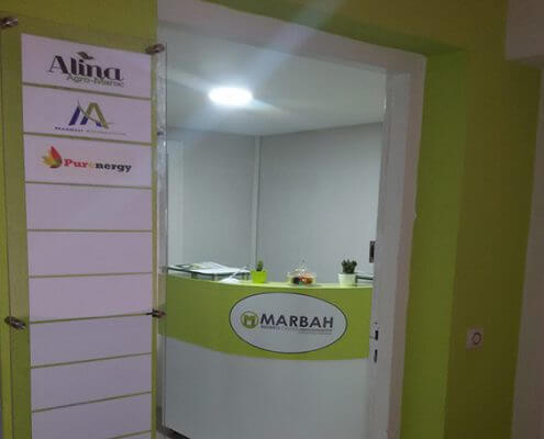 domiciliation entreprise tanger marbah