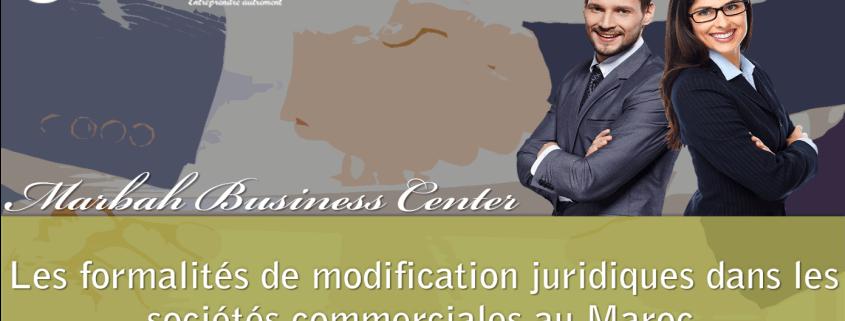 Société commerciale création entreprise rabat