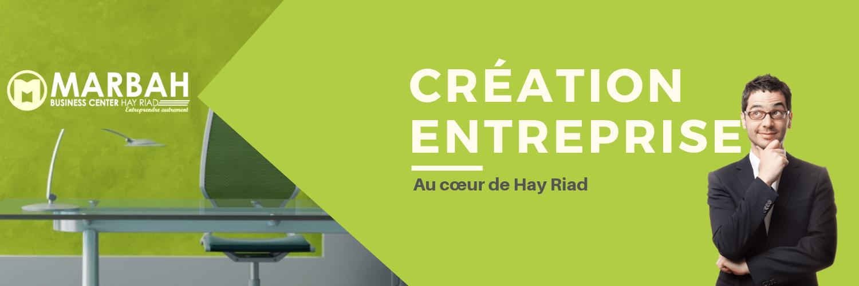 création entreprise à hay riad rabat