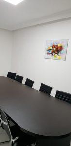 location salle conference Hay riad rabat
