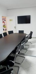 location salle de réunion prix Hay riad rabat